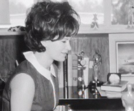 '60s vocalist Robie Lester.